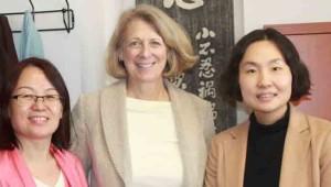 Professors Pang, Prime and Huang