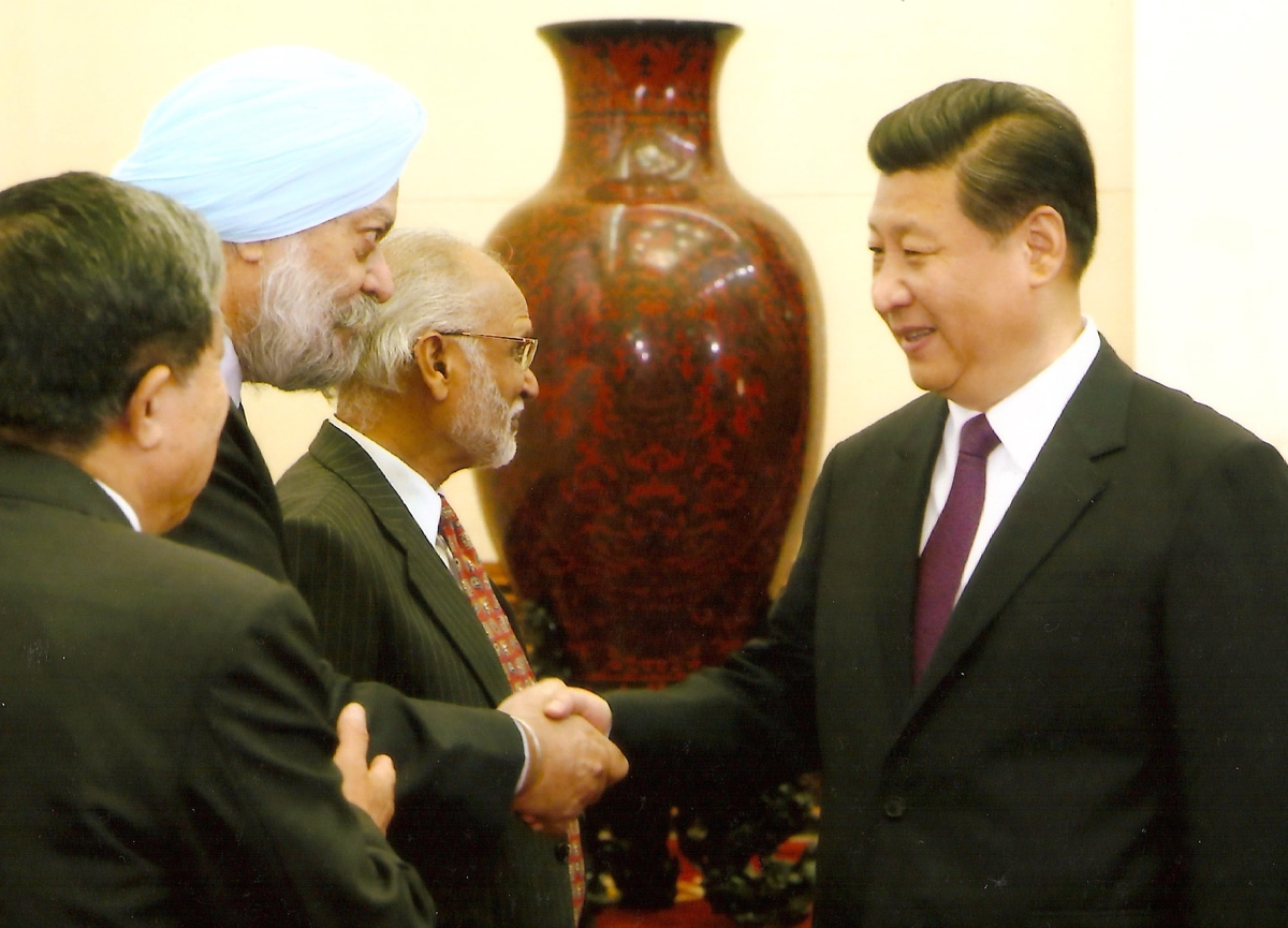 Dealing With China – An Indian Perspective