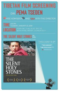 Tibetan Film Screening @ Stephen C. Hall Building Room 102