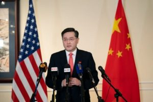 Charting a New Course in U.S.-China Relations: A Conversation with Ambassador Qin Gang