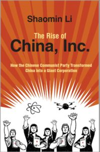 Book Presentation: The Rise of China Inc.